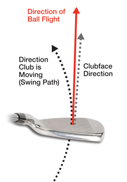 Draw Swing path