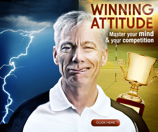 Winning Attitude. Master your mind & your competition.