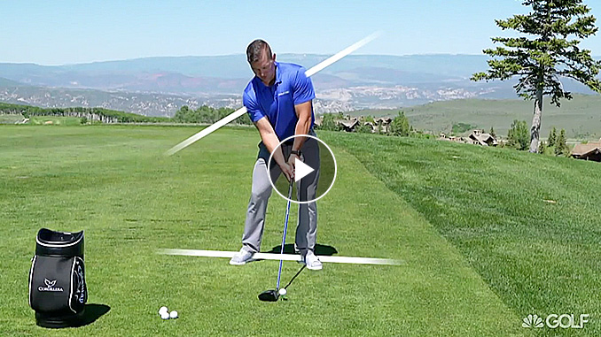 Brad Skupaka talks about how your launch angle impacts distance - and how to fix it