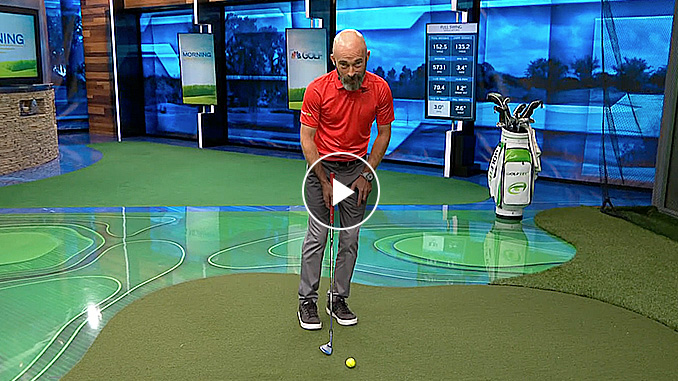 GOLFTEC Coach Dustin Oakwood has tips for perfect pitch shots.
