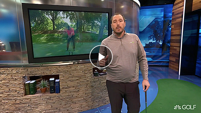 Kevin Kihslinger from GOLFTEC Wauwatosa is showing us how to swing like JB Holmes in this exclusive Golf Channel video.