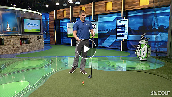 Brad Skupaka Illustrates How To Drive It Like Dustin Johnson in this exclusive Golf channel video.