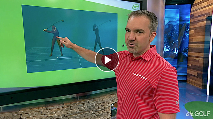 Nick Clearwater shares the secret to a 300 yard drive in this exclusive Golf channel video.