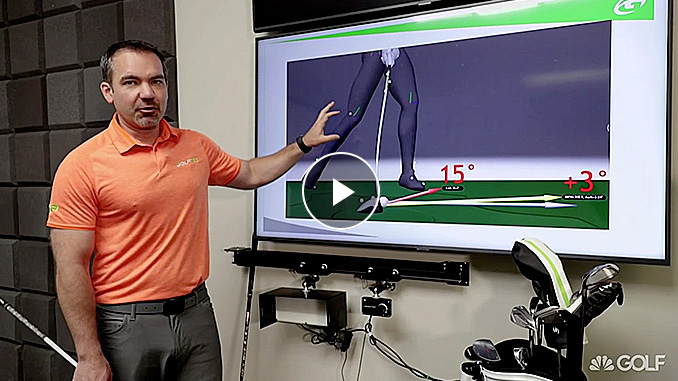 Nick Clearwater shows how loft affects distance in this exclusive Golf channel video.